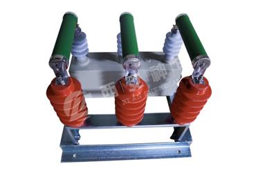 SDB resistance-capacitance over-voltage arrester