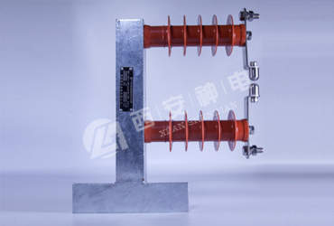 Discharge gap of SDFJ-1.5 overhead contact system