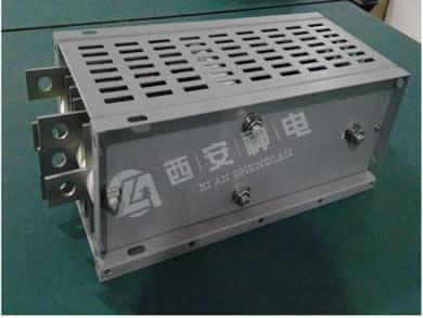Crowbar resistor